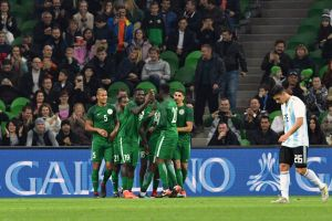 Papelón: Argentina ganaba 2-0 pero termina goleado por Nigeria