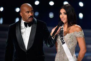Las escandalosas fotos que le costaron la corona de Miss Universo a Miss Colombia