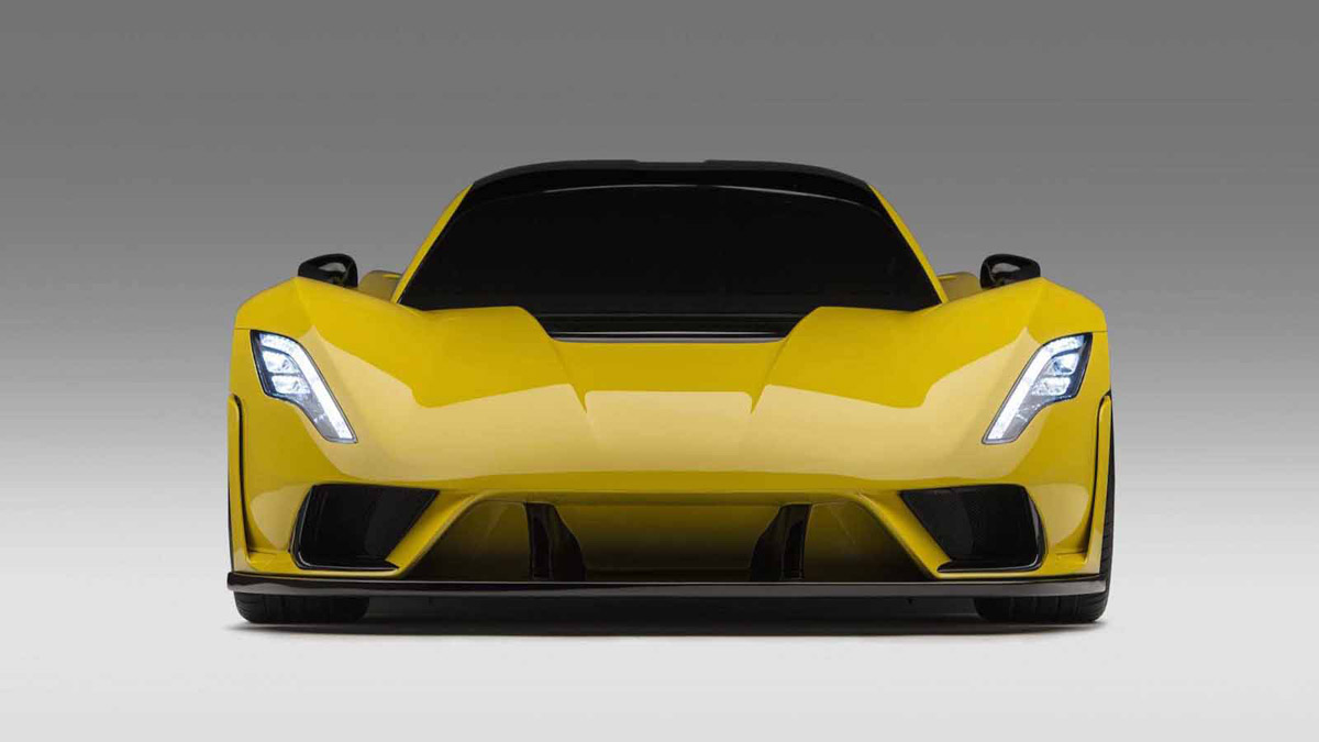 Hennessey Performance Engineering presenta el Venom F5