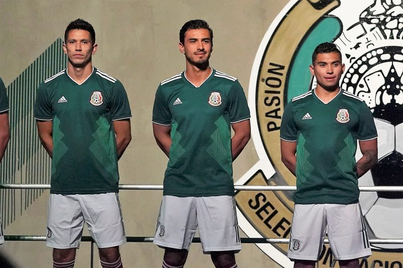 El Tri por fin presentó su nuevo uniforme 'Hecho en México'