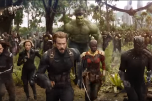 """Reacciones: El tráiler de """"Infinity War"""" causó furor"""
