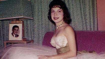 Irene Garza ganó el título de Miss South Texas en 1958.