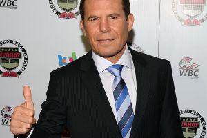 Julio César Chávez ayuda a escapar de las garras de las drogas al nieto de Cantinflas