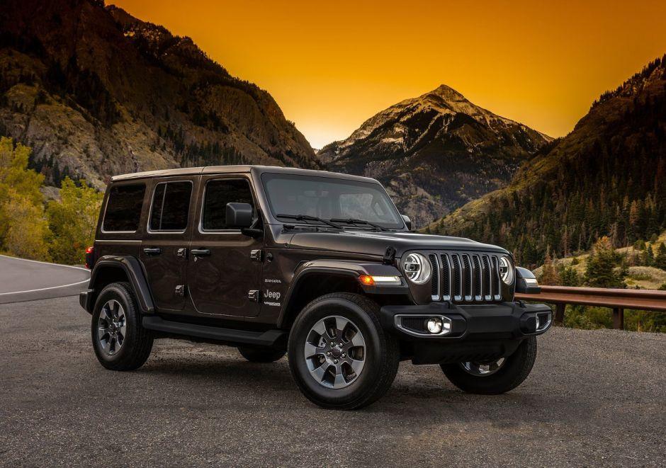 El Jeep Wrangler Power Top 2020 ofrece este increíble techo