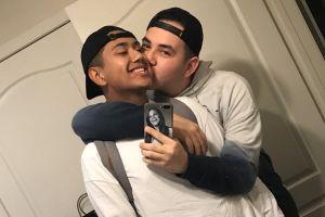 Johnny, hijo de Jenni Rivera, y su novio están más enamorados que nunca