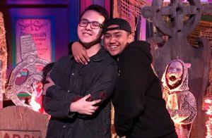Johnny, el hermano de Chiquis Rivera, celebra el Día del Novio más enamorado que nunca