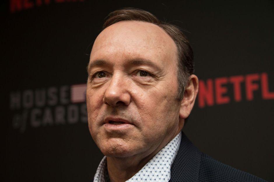 Fracasa Kevin Spacey en taquilla tras escándalos sexuales