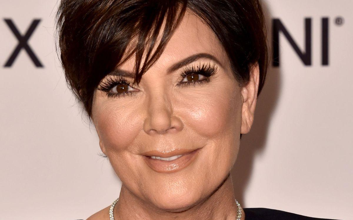 Kris Jenner, matriarca del clan Kardashian.