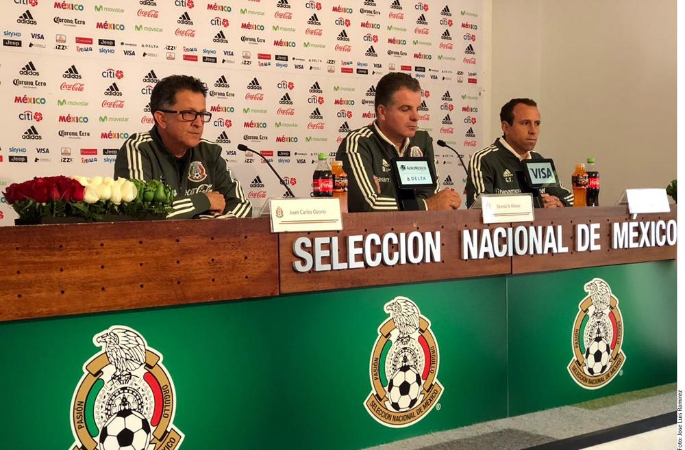 """Sorpresas """"inexplicables"""" en la convocatoria de Osorio al Tricolor"""