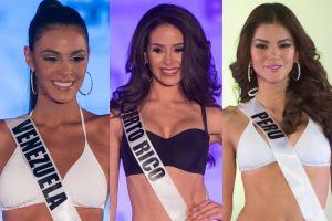 Ellas son las latinas favoritas para ganar Miss Universo 2017