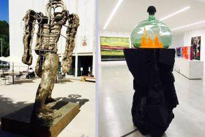 Fotos: Conoce a detalle la Fundación de Arte Marciano en Los Ángeles