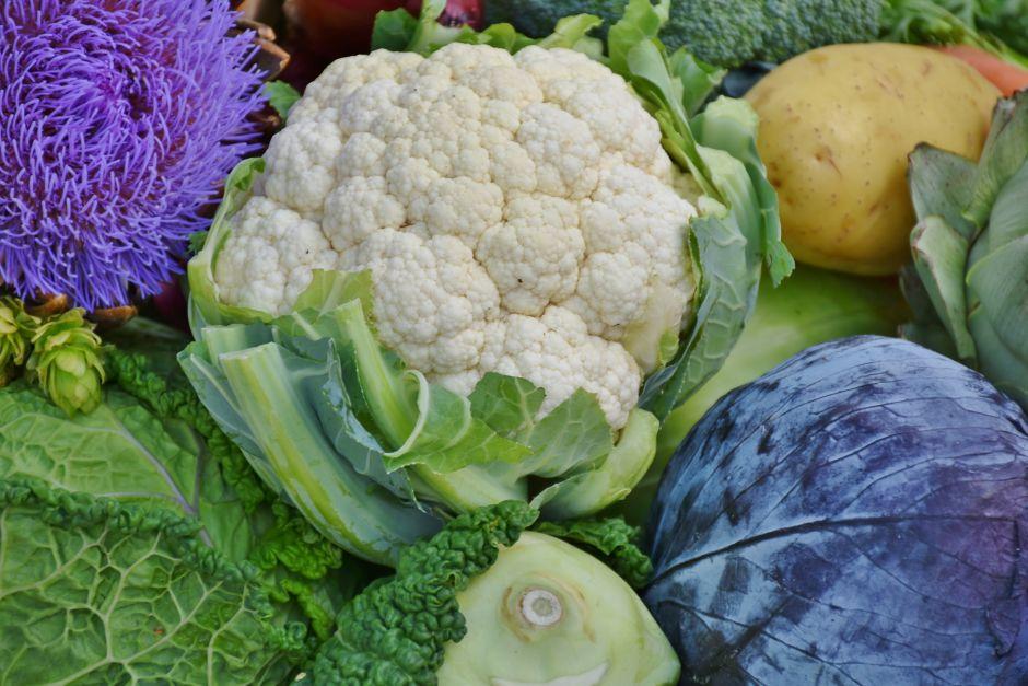 Combate el hígado graso con verduras crucíferas