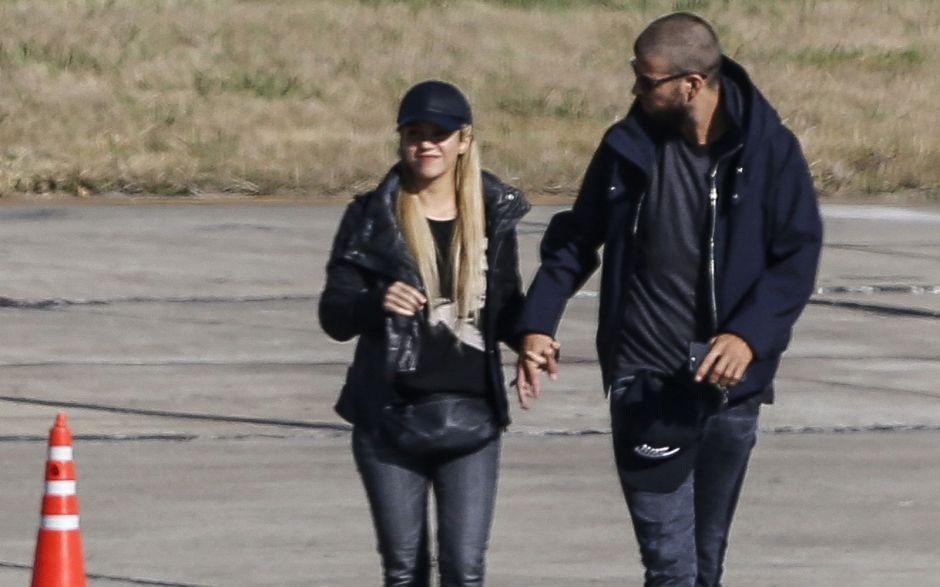 El feo desaire de Piqué a Shakira frente a todo el mundo