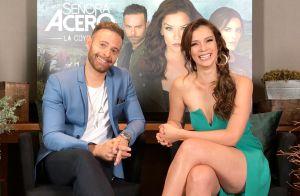 'Señora Acero 4': Carolina Miranda y Luis Ernesto Franco adelantan lo que se vivirá en la nueva temporada