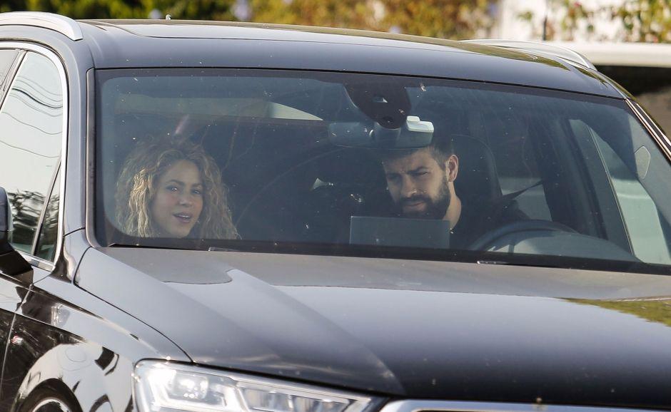 Shakira y Piqué pelean en público y desatan rumores de separación
