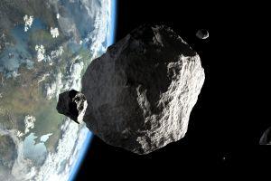 Un gran asteroide se aproxima a la Tierra