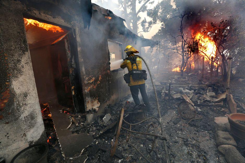 DWP es acusado de iniciar incendio Creek
