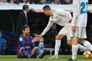 Los números no mienten: Cristiano Ronaldo mejor que Messi después del sexto Balón de Oro del argentino