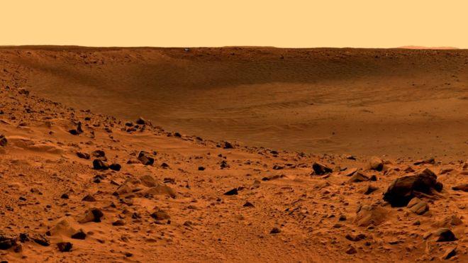 La increíble razón por la que Marte perdió su agua