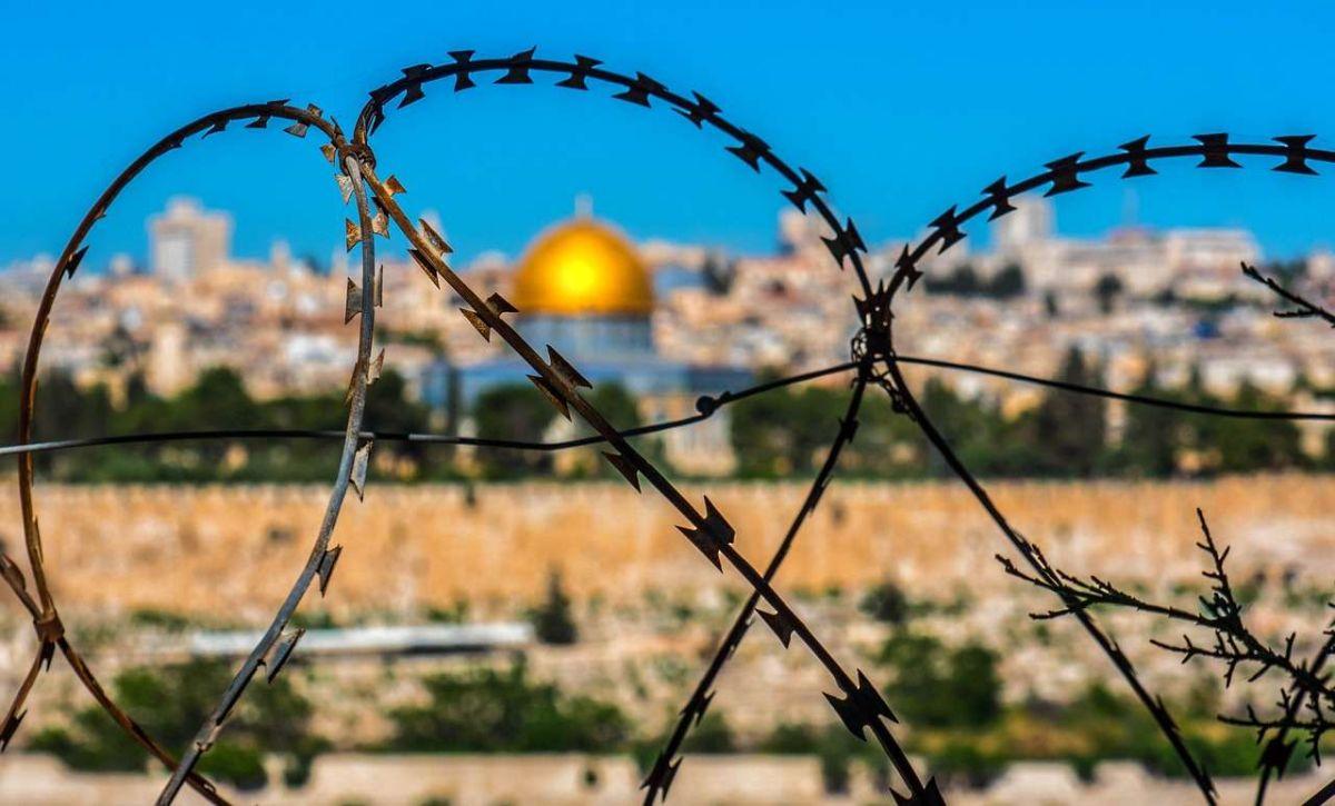 Jerusalén, en eterna disputa entre Palestina e Israel.
