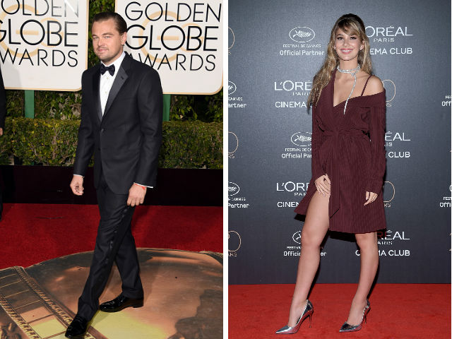 ¿Leonardo DiCaprio y la argentina Camila Morrone son novios?
