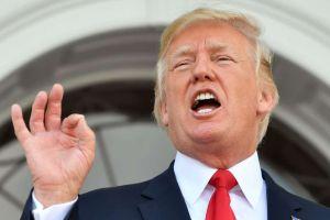 Trump y aliados republicanos celebran en Casa Blanca aprobación de polémico plan fiscal