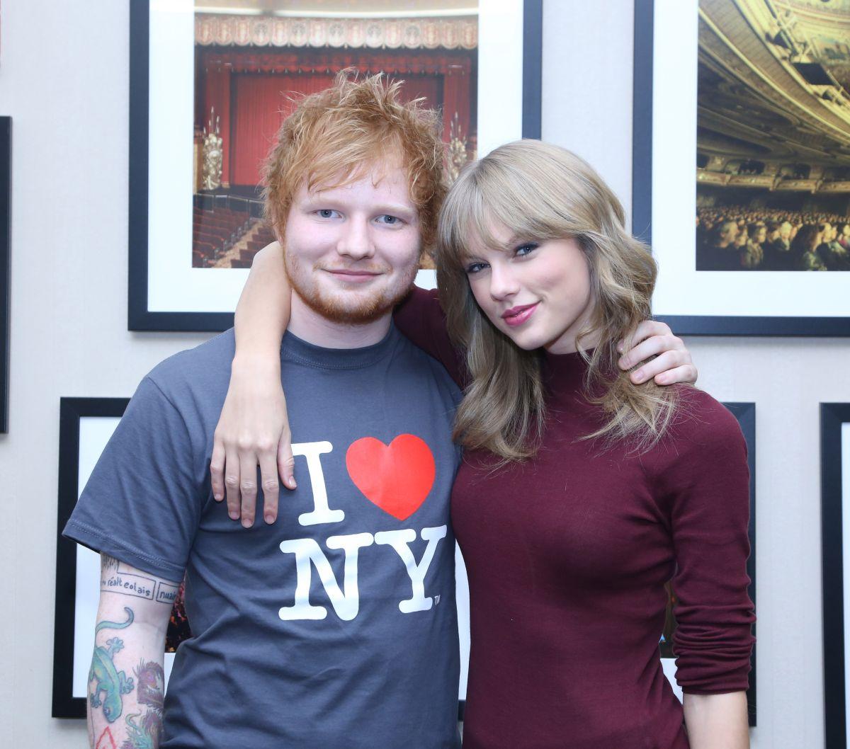 """Taylor Swift estrenó """"End Game"""", junto a Ed Sheeran"""