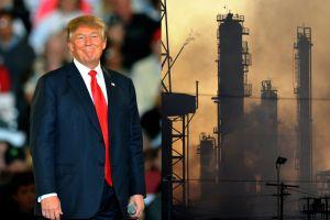 Donald Trump recorta reservas naturales pero dice que no es para favorecer a las petroleras
