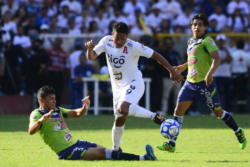 Alianza venció a Santa Tecla y logró su corona 12 en el fútbol salvadoreño