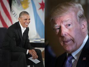 Barack Obama le da una clara lección a Donald Trump sobre como gobernar