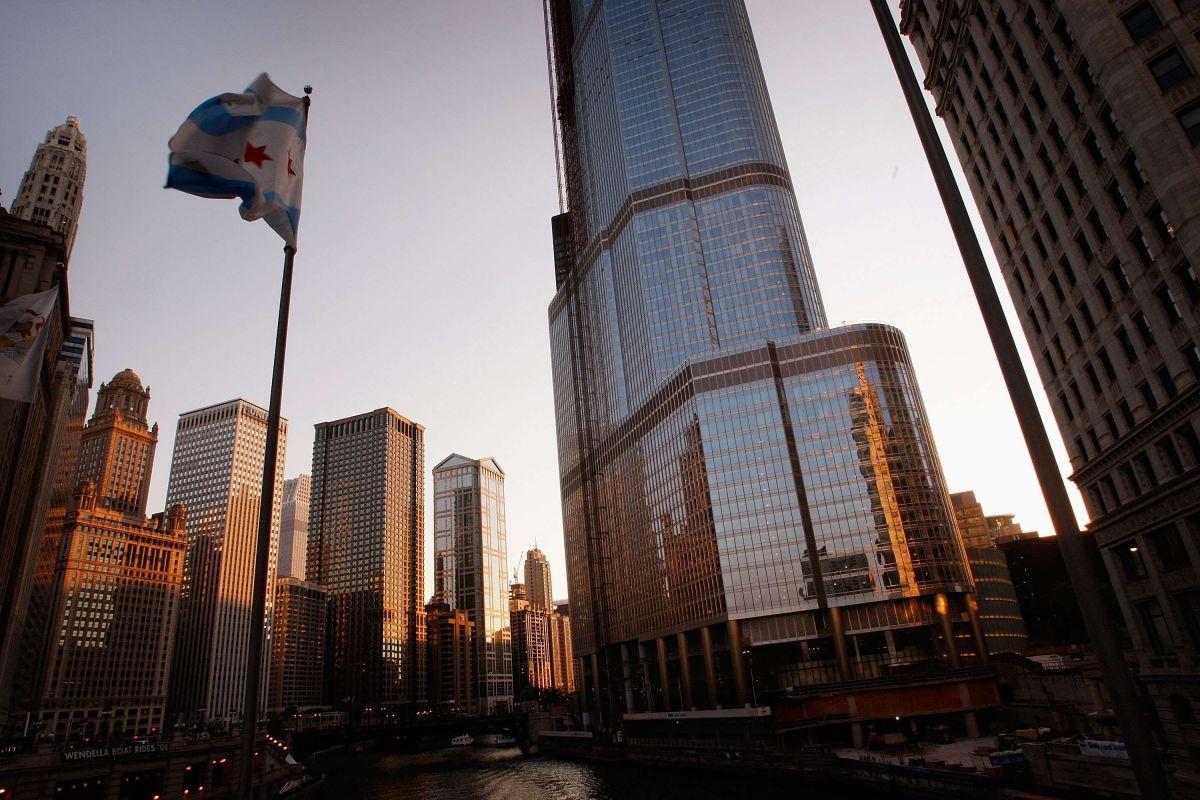 La ciudad subterránea oculta bajo los rascacielos de Chicago