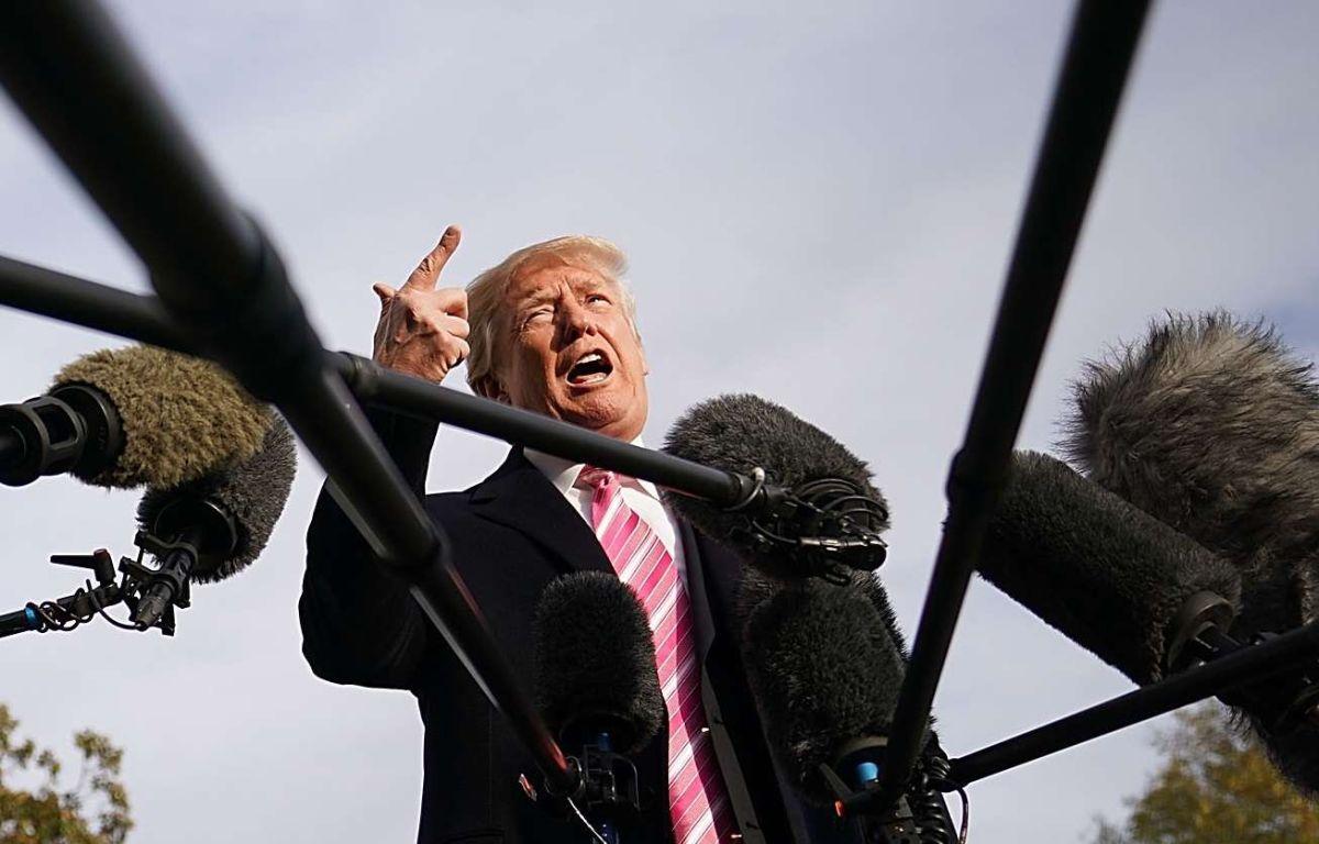 """Gobierno de Donald Trump, el """"más activista"""" contra los inmigrantes de la historia moderna"""