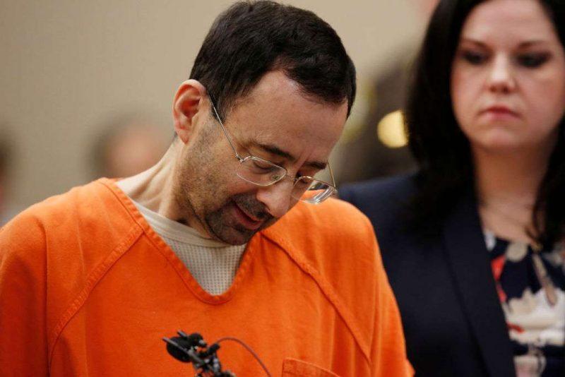 Larry Nassar se declaró culpable de abusar de las gimnastas.