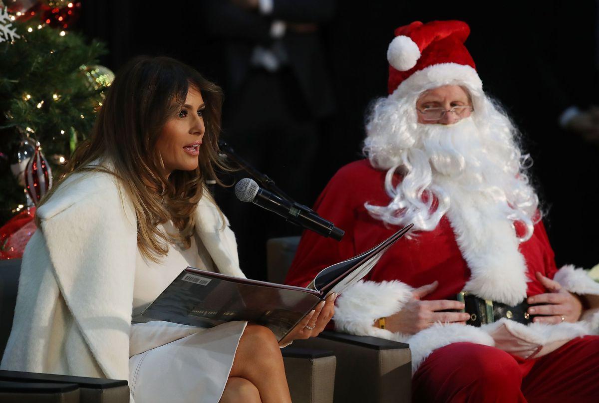 El sueño de Melania Trump para esta Navidad imposible de cumplir