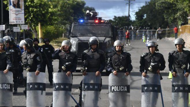 Tres claves para saber qué pasará en Honduras tras el recuento de votos