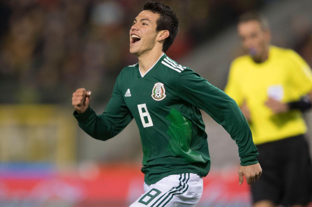 """El """"Chucky"""" Lozano está en la mira de la Premier League"""