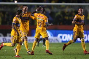 Futbolista de Tigres jugó enfermo la final de ida ¡Y se la rifó!