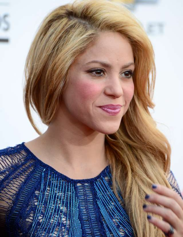 La Shakira de 41 años de edad versus la Shakira de 20