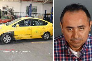 Buscan a más victimas de falso taxista acusado de abuso sexual
