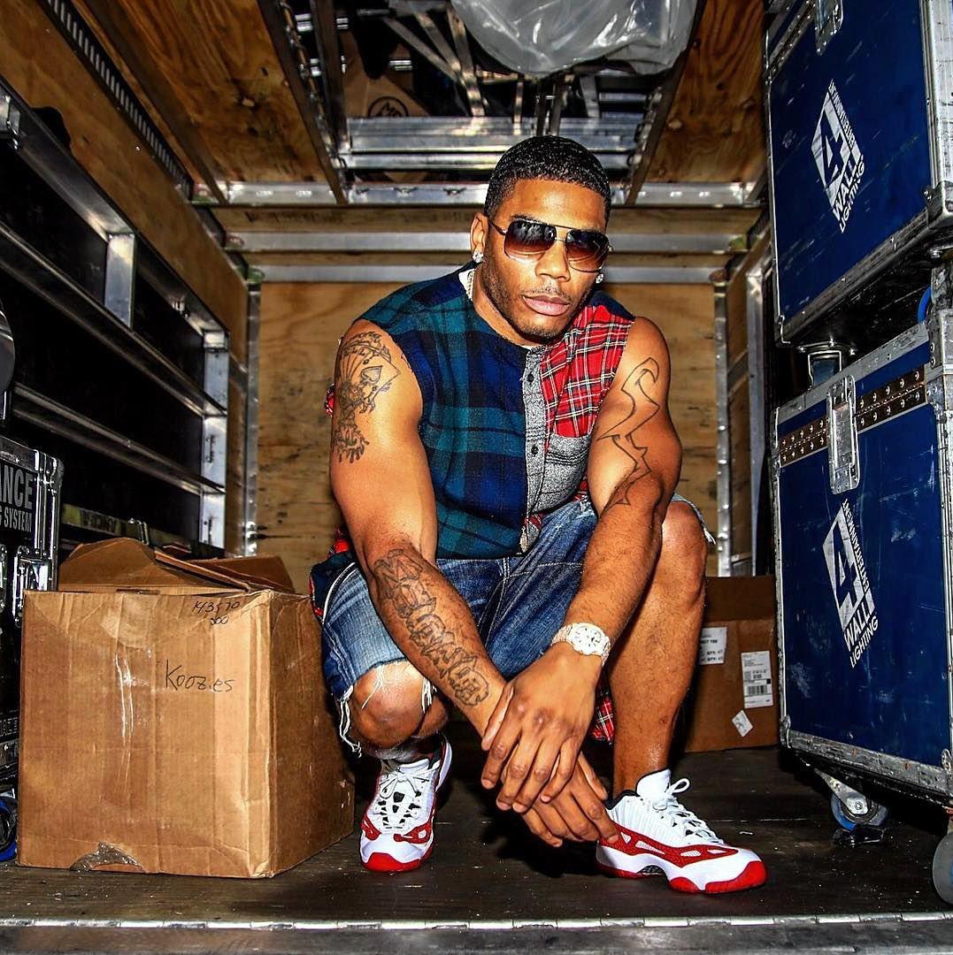 Demandan a rapero Nelly por violar a mujer
