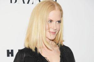 Nicole Kidman agradece a sus fans los buenos deseos tras sufrir un leve accidente