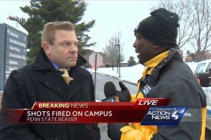 Tiroteo en Univesidad Estatal de Penn deja al menos dos muertos