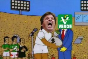 Facundo afirma que el 'Piojo' Herrera sí recibió dinero del Partido Verde
