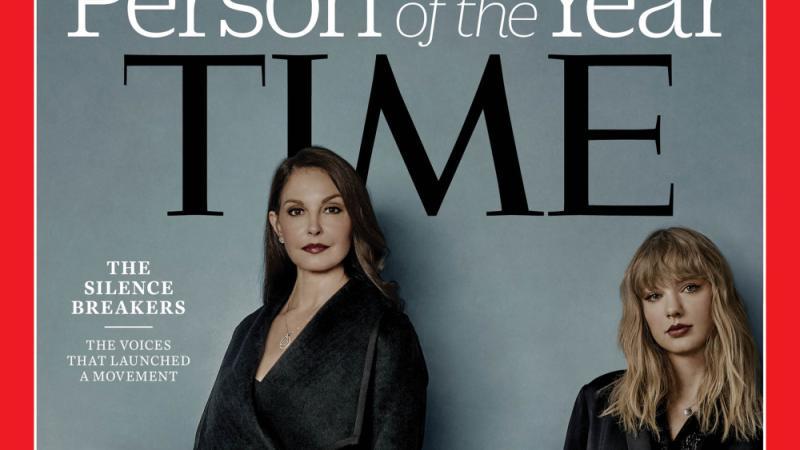 """Mujeres que """"rompen el silencio"""" son """"la persona del año"""" de la revista """"Time"""""""