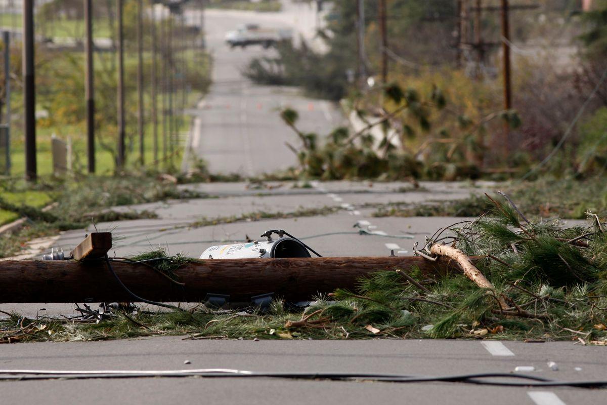 Vientos de Santa Ana regresan al sur de California, y con ellos, el peligro de incendios en la región