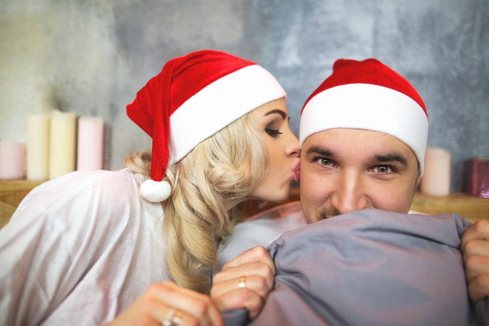 La increíble razón por la que se tiene más sexo en Navidad