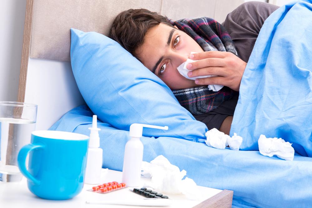 Gripe masculina, ¿verdad o mito?