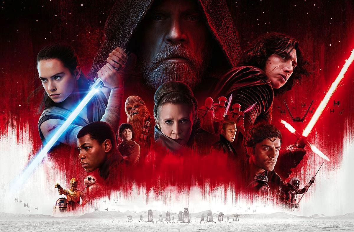 ¿Hay una escena extra al final de 'Star Wars: The Last Jedi'?