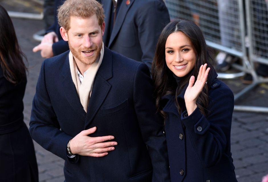 Vídeo: Dicen que el príncipe Harry rechazó públicamente a Meghan Markle