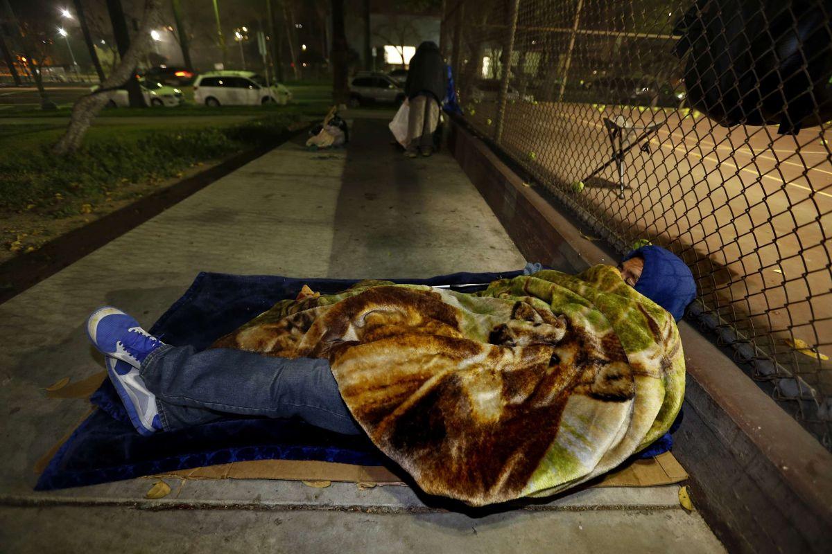 Tráilers: una opción para los desamparados en L.A